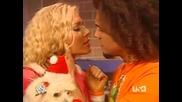Тори се целува с Карлито