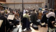 Hans Zimmer & James Newton Howard - The Dark Knight - Session Footage (video w/ dead card) (Оfficial video)