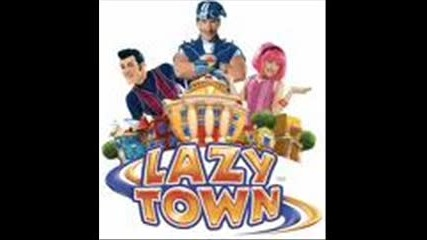 Lazy Town - You Are A Pirate