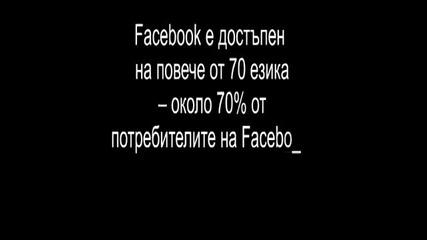 Facebook - Статистика