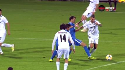 Имаше ли дузпа за Славия срещу Левски?