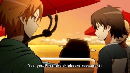 Ansatsu Kyoushitsu (tv) Episode 17