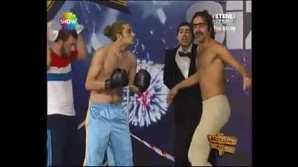 Yetenek Sizsiniz Turkiye - Grup Curcuna- Zuhtu vs Roki