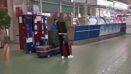 "Паулиньо е на Терминал 2 и ""отлита"" от Левски"