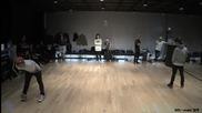 [бг превод] Big Bang- Bad Boy Dance Practice