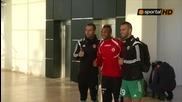 Футболисти на Шльонск си направиха снимка с Тони Силва