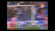 Chelsea 4 - 0 Atl. Madrid Калу Гол