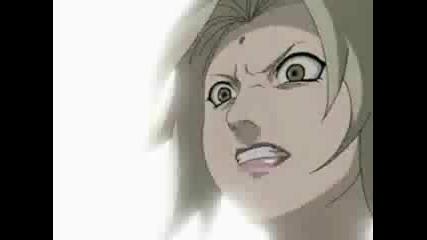 Naruto Vs Tsunade