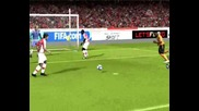 Fifa 10 My Gameplay