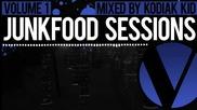 Junkfood Sessions Vol 1 Glitch Hop Mix 2012 (mixed by Kodiak Kid)
