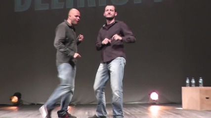 Стендъп комедия в България за първи път