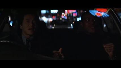 Никога не пипай дисковете на нервен китаец ;dd - Час Пик 2 / Rush Hour 2