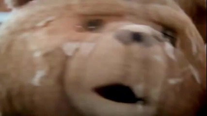 Най-смешната част от филма - Приятелю Тед