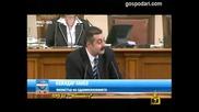 Господари на Ефира - Кратката политическа кариера на министър Нанев