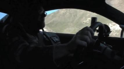 Audi R8 V10 5.2 Fsi on German Autobahn - Topspeed: 330 km/h 4аст 2