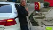 80-годишен извървя 60 км, за да занесе яйца на внука си