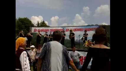 Духова музика Vivo Монтана - Сръбска деветка