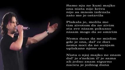 Aca Lukas - Samo nju ne kuni majko - (Audio - Live 1999)