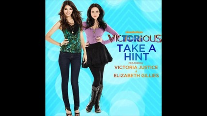 Victoria Justice and Elizabeth Gillies - Take A Hint