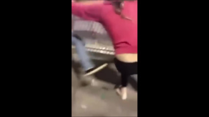 Female Bully Pours Water on Girl Gets Instant Karma