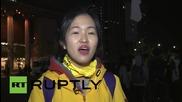 Хиляди протестиращи в Южна Корея искат по-добро разследване на трагедия с ферибота