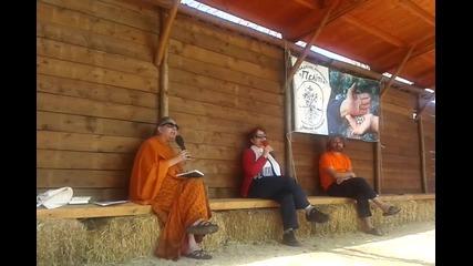 Вандана Шива, Международен Фестивал Пелити 2015г. 04