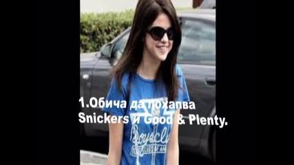 Selena Gomez - Биография 2