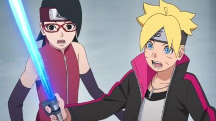 Boruto - Naruto Next Generations - 183 [вградени български субтитри]