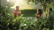Smiah - Adam i Eva s kakvo li se hraniat v Raia