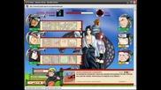 Naruto - Arena Good Team With Nagato (s) (ladder)