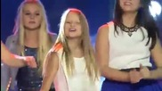 Junior Eurovision 2014 All participants – Together ( Theme Song)