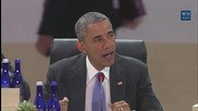 USA: Obama calls for greater intelligence sharing at NSS