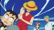 [ Bg Subs ] One Piece Movie 1 2000 [ Sd 396p ] [svensubs] 01
