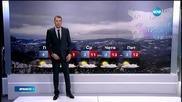 Прогноза за времето (22.02.2015 - централна)