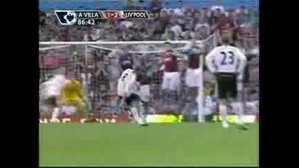S.Gerrard Наказва Aston Villa