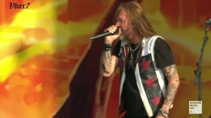Hammerfall - Live Wacken Open Air 2019 // част първа от 3