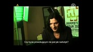 Interview with Christoph Schneider (rammstein) - Rebeltv 2009; Part 2) (hq)