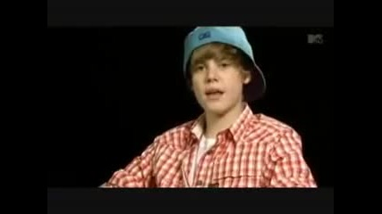 The live on Justin Bieber