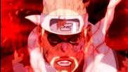 Robot Dubstep Amv Naruto Shippuuden Sasuke vs Killer Bee [ Tr_v2 ]
