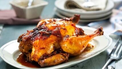 Бон Апети | Печено пиле Адобо