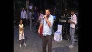 Тони Стораро ( Vasilis Karras - Ke Min Me Psaksis ) Василис Карас - Да Не Ме Търсиш - Live