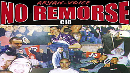 No Remorse - They'll Never Stop the White Man Rocking