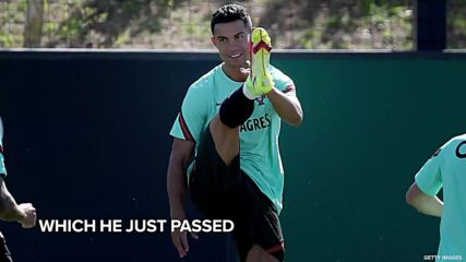 Cristiano Ronaldo's Manchester United contract details revealed