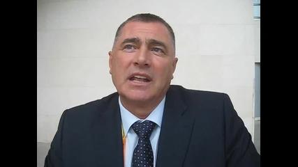 Добромир Карамаринов, 50-и Конгрес на Иааф - Пекин 2015