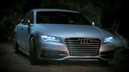 Убиец на вампири - Audi 2012