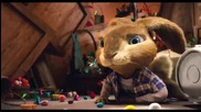 Скок - Подскок * 4/4 * Бг Аудио (2011) анимация / animation: Hop [ Universal H D ]