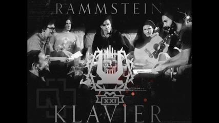 Rammstein - Roter Sand (xxi Klavier Edition)