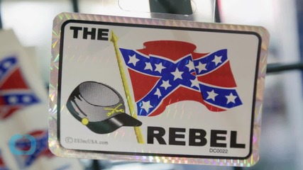 NASCAR Cools On Confederate Flag, But Fans Still Fly It