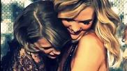Превод : Taylor Swift Пее За Гаджето Си Karlie Kloss - Riptide