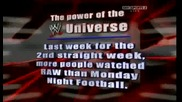 Monday Night Raw - 25.08.08